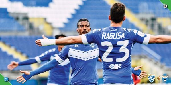 Brescia - Spal  3-1